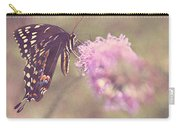 Whispers Of Nature Carry-all Pouch