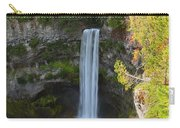 Whistler Bc Waterfall Carry-all Pouch