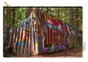 Whistler Train Wreck Carry-all Pouch