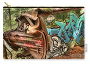 Whistler Train Wreck Stopping Point Carry-all Pouch