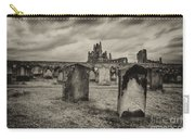 Whitby Abbey  Carry-all Pouch