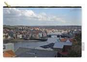 Whitby Rooftops Carry-all Pouch