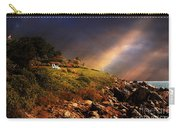 White Adirondacks Carry-all Pouch