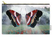 White Admiral Waltz Carry-all Pouch