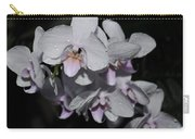 White And Pale Pink Phalaenopsis  165 Carry-all Pouch