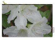 White Azalea 14-1 Carry-all Pouch