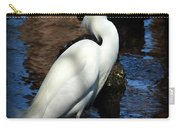White Beauty Carry-all Pouch