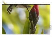 White-bellied Emerald Carry-all Pouch