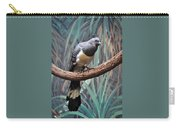 White-bellied Go-away-bird Carry-all Pouch