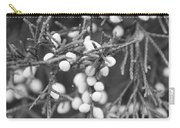 White Berries Carry-all Pouch