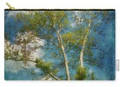 White Birch In May Carry-all Pouch