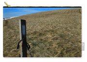 Appalachian Trail White Blaze Post Carry-all Pouch