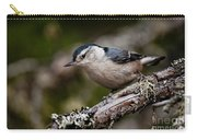 White-breasted Nuthatch Pictures 47 Carry-all Pouch