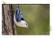 White-breasted Nuthatch Pictures 52 Carry-all Pouch