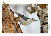 White-breasted Nuthatch Pictures 97 Carry-all Pouch