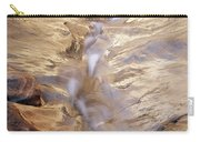 White Canyons Cascade Carry-all Pouch