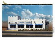 White Castle Carry-all Pouch by Bruce Lennon