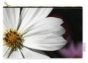 White Coreopsis Carry-all Pouch