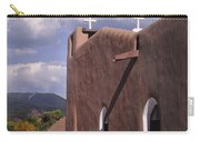 White Crosses At Taos Carry-all Pouch