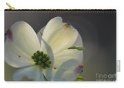 White Dogwood Blooms Series Photo K Carry-all Pouch