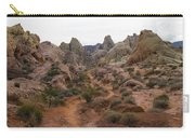 White Domes Trail Carry-all Pouch