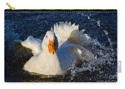 White Duck 1 Carry-all Pouch
