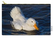 White Duck 2 Carry-all Pouch