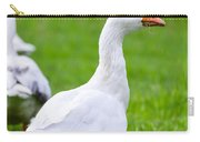White Duck  Carry-all Pouch