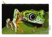 White-eyed Leaf Frog Carry-all Pouch