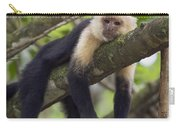 White-faced Capuchin Costa Rica Carry-all Pouch