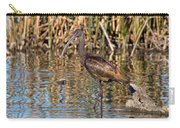 White-faced Ibis In The Wetlands Carry-all Pouch
