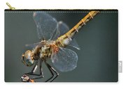 White-faced Meadowhawk Carry-all Pouch