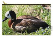 White-faced Whistling Duck Carry-all Pouch