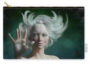 White Faun Carry-all Pouch