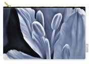 White Feathers Carry-all Pouch