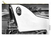 White Fin Bw Palm Springs Carry-all Pouch