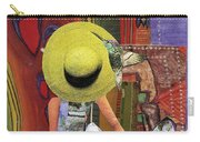 The Green Hat Carry-all Pouch