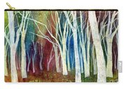 White Forest I Carry-all Pouch