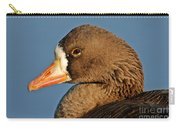 White-fronted Goose Carry-all Pouch