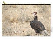 White-headed Vulture  Trigonoceps Occipitalis Carry-all Pouch