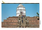 White Hindu Temple In Bhaktapur Durbar Square In Bhaktapur-nepal  Carry-all Pouch