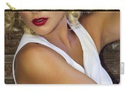 White Hot Color Palm Springs Carry-all Pouch