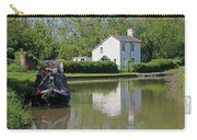 White House And House Boat Carry-all Pouch