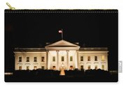 White House At Night Carry-all Pouch
