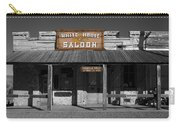 White House Saloon Carry-all Pouch