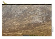 White Hut Under Stob Dearg Carry-all Pouch