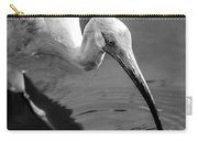 White Ibis - Bw Carry-all Pouch