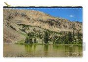 White Knob Mountain Lake Carry-all Pouch