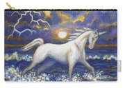 White Lightening Carry-all Pouch