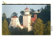 White Lighthouse Carry-all Pouch